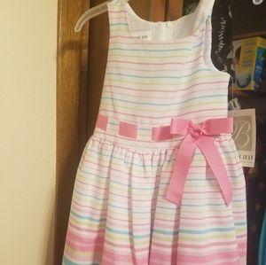 New girls spring summer dress 4T